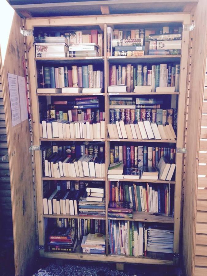 Guerilla Library ;)